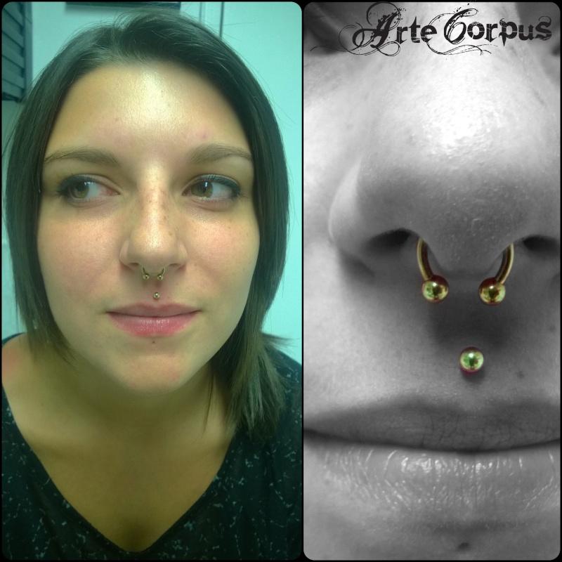 GALERIE PIERCING AOÛT 2014 - Forum Tatouage et Piercing