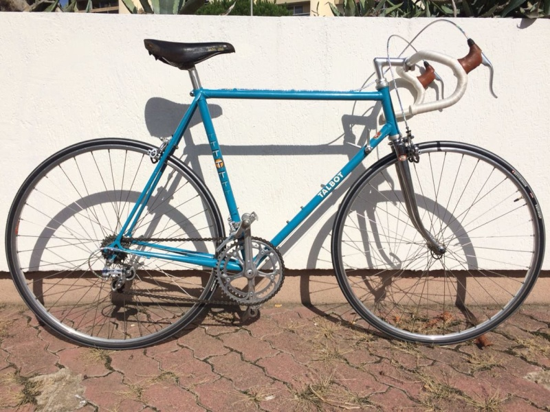 Talbot Vitus 980 | Forum Velo Retro Course