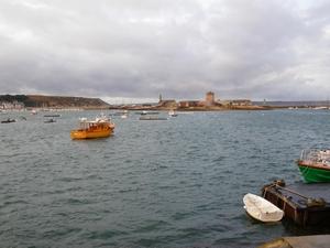 Vue du port de Camaret-Sur-Mer