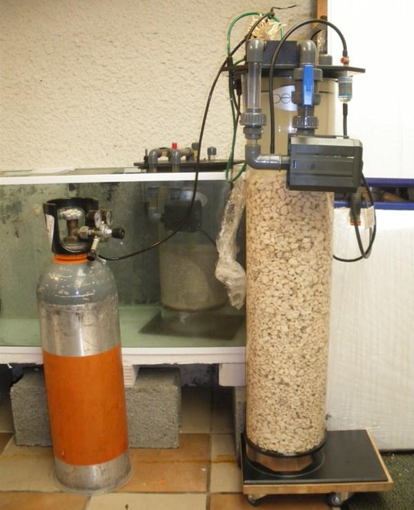réacteur a calcaire deltec pf1001