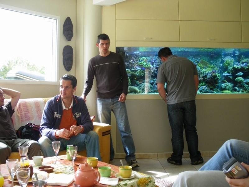 Jof et CCante (Rencontre Récifale chez Phil56 le 26.04.2009)