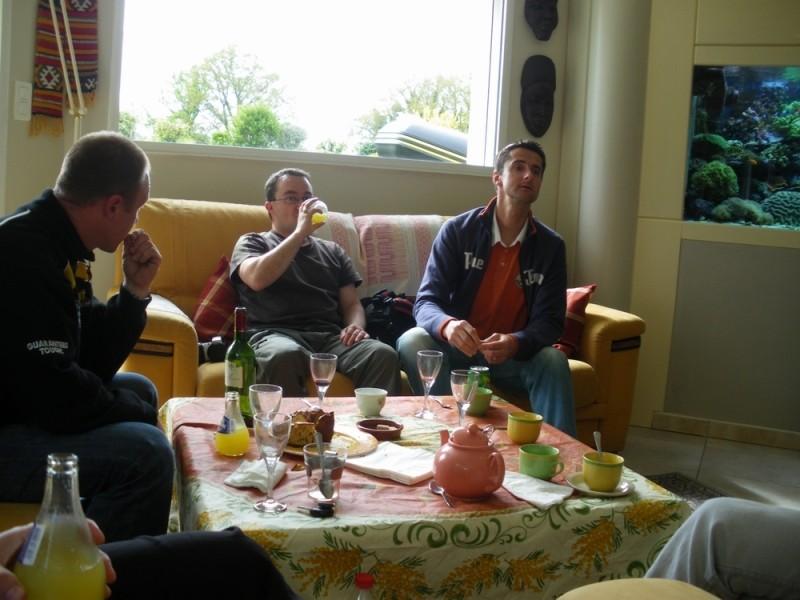 Romu et Jof (Rencontre Récifale chez Phil56 le 26.04.2009)