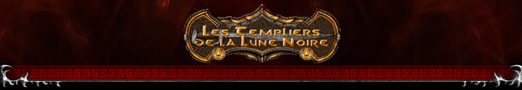 Les Templiers de la Lune Noire