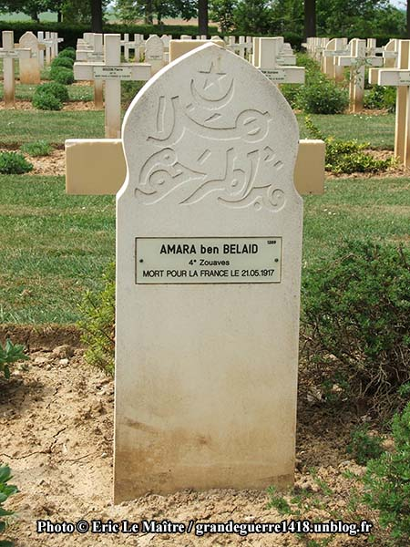 Tombe de Amara ben Belaid