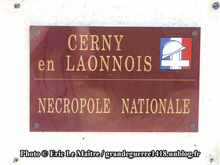 Nécropole nationale de Cerny-en-Laonnois