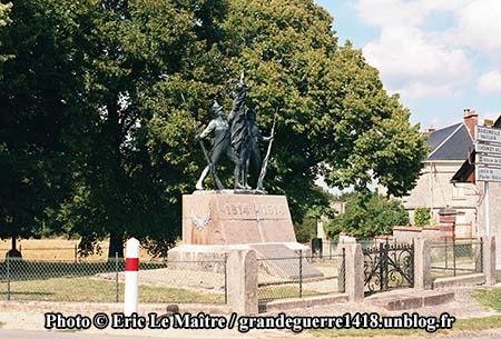 Monument 1814-Grande Guerre