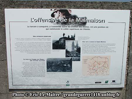 L'offensive de la Malmaison