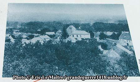 Pargny-Filain avant la guerre