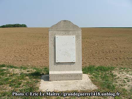 Le Monument de la 38e division