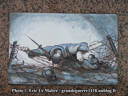Oeuvre du peintre André Lagrange
