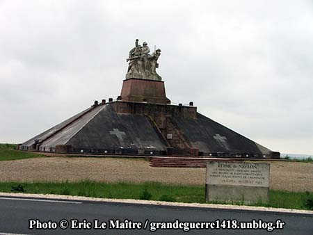 Monument ossuaire de Navarin