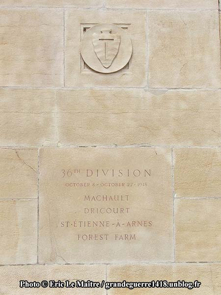 36e division américaine