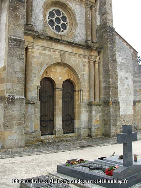 L'église de Sommepy - Photo 2