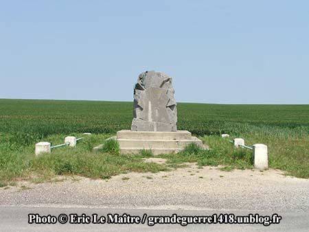 Monument du R.I.C.M.