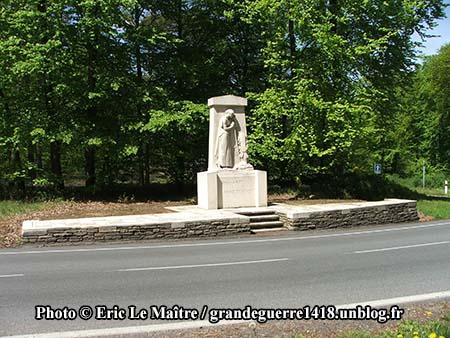 Monument du souvenir au