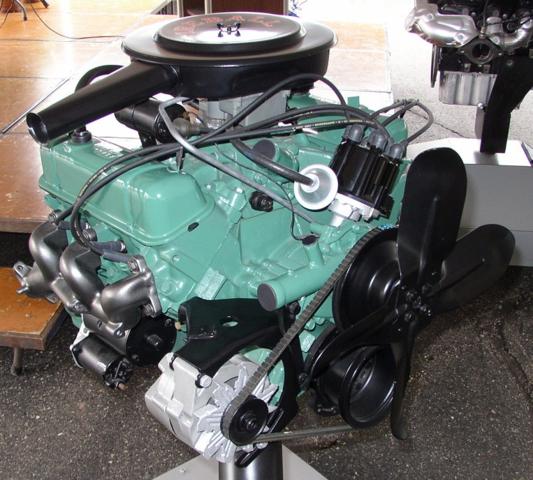 les moteurs v6   le buick fireball