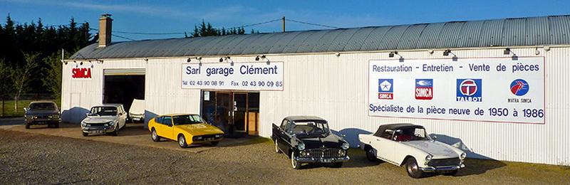 La deuxi me vie de simca 1970 1986 le site garage cl ment for Garage volkswagen paris 10