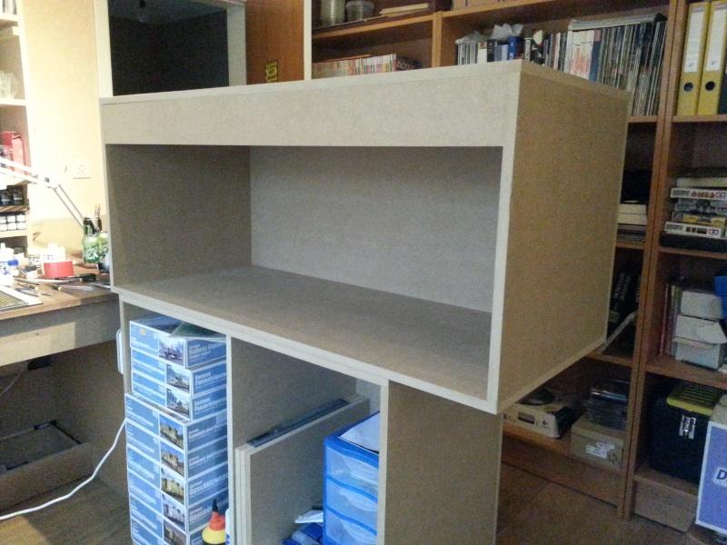 fabrication d 39 une cabine de peinture pour a rographe page 2. Black Bedroom Furniture Sets. Home Design Ideas