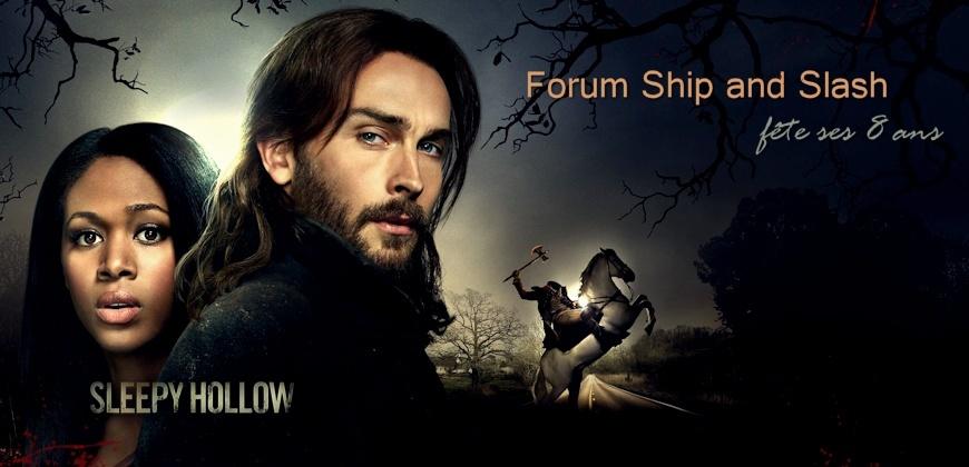 Ship et Slash de s�ries tv