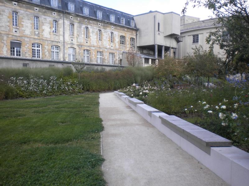 Une journ e versailles le 23 for Architecte jardin versailles