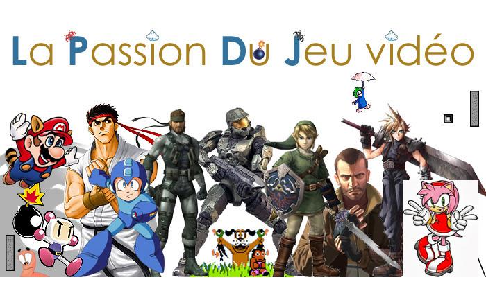 La passion du jeu vid�o