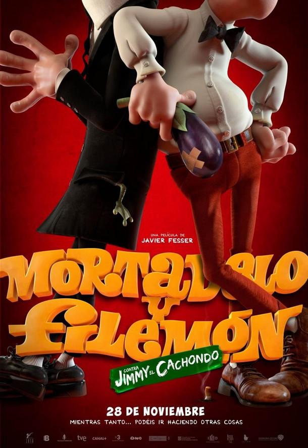 Mortadella y filemon contra jimmy online dating 2