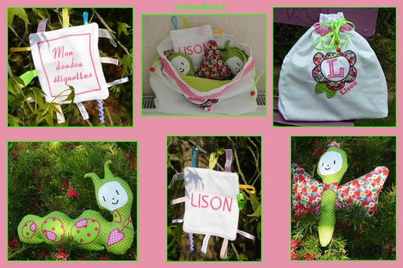 Cadeaux de naissance Lison