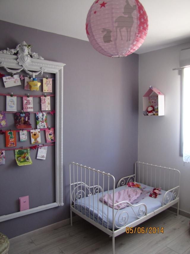 chambre gris violine solutions pour la d233coration