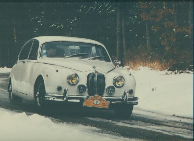 Jaguar mk2 daimler v8 250 voir le sujet fotos de for Garage jaguar montpellier
