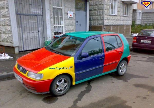 Le choix des couleurs - Page : 2 - Actualité auto - FORUM Sport Auto