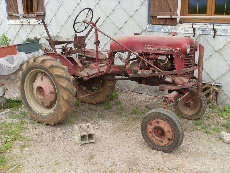 contacteur demarreur farmall cub les tracteurs rouges. Black Bedroom Furniture Sets. Home Design Ideas