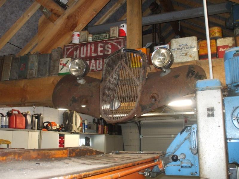 D coration vieux garage - Decoration pour garage ...
