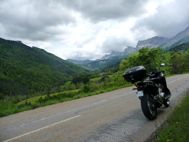 Climb ride col de l 39 arzelier mont aiguille - Au bout de l aiguille ...