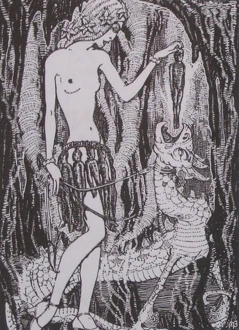Alrune et Lindorm