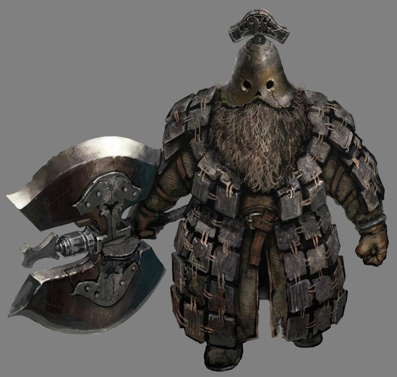 Gyrm Warrior