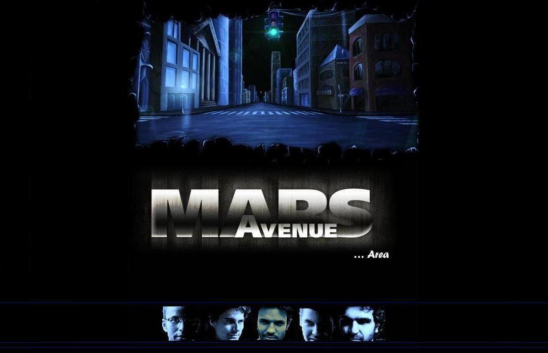 Mars Avenue Area