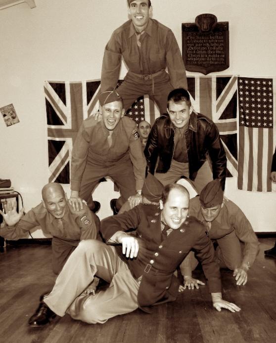 GI 44-45 Living History Group