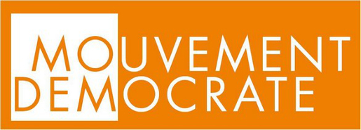 mini bannière du Mouvement Démocrate