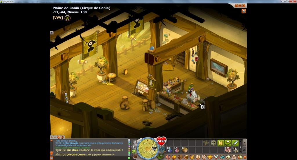 Tutoriel obtention du dofus pourpre for Haute truche