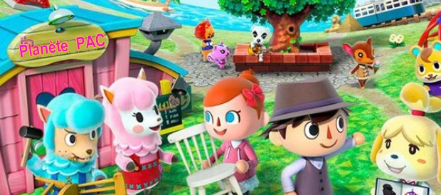 Plan�te Animal Crossing