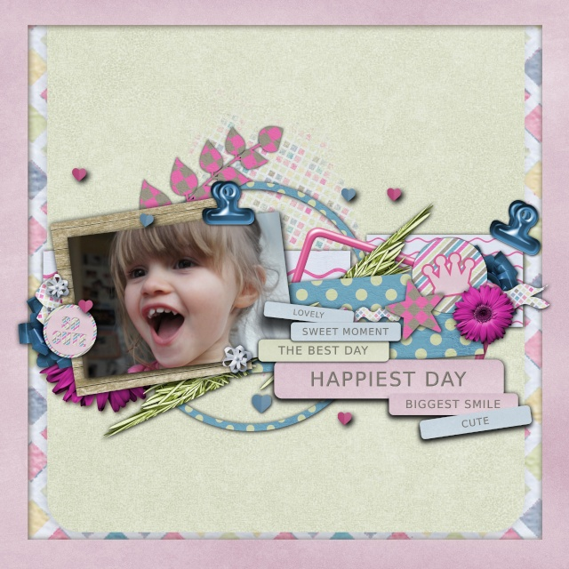 page djoulaille so much love to give some words to say simplette scrap and design