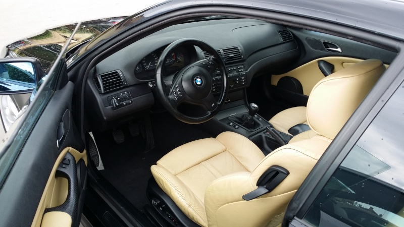 News de bmw serie 3 e46 page 26 for Bmw e46 interieur