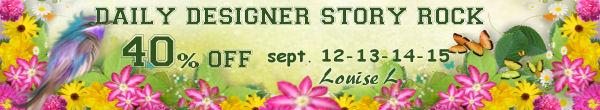 Louise designer du jour  dans Septembre banner11