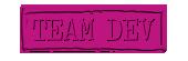 Team Dev