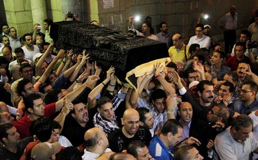 جنازة خالد صالح الفنانين جنازة 120.jpg