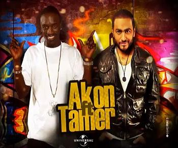 أغنية تامر حسني وإيكون welcome tamer10.jpg
