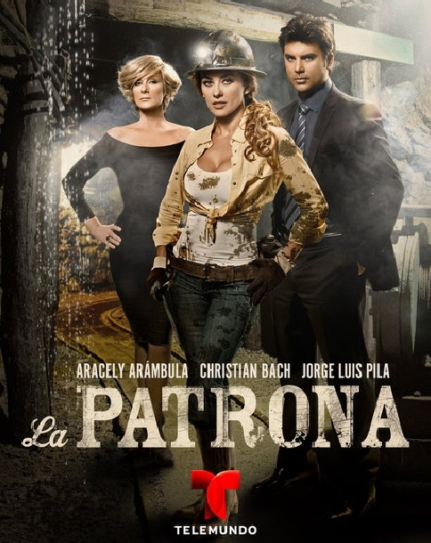 La patrona saison 1 en français