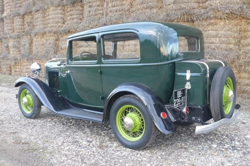 vente de pi ce ford 1932 malle accessoire arri re. Black Bedroom Furniture Sets. Home Design Ideas