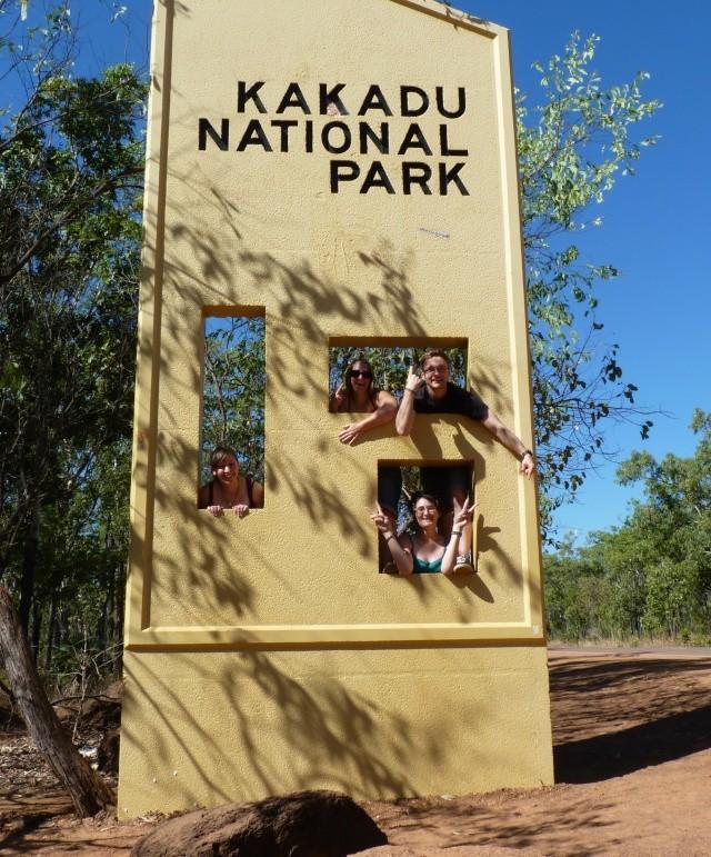 Les parcs nationaux du Top End dans Australie kakadu10