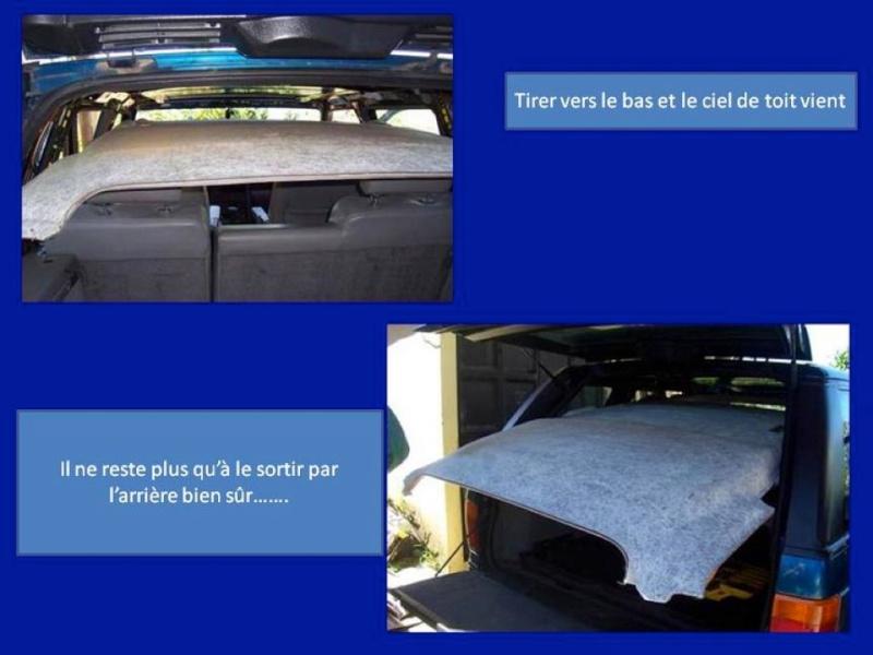 tutorial refection du ciel de toit. Black Bedroom Furniture Sets. Home Design Ideas